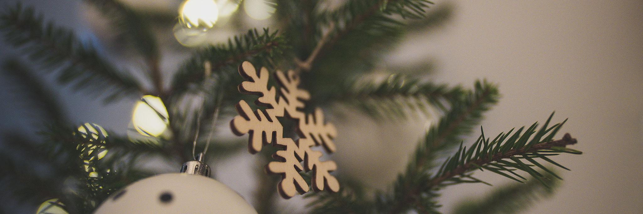 Minimalistlikud jõulud meie kodus