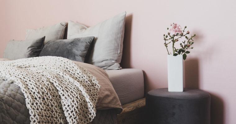 Magamistuba – väikene roosa unistus